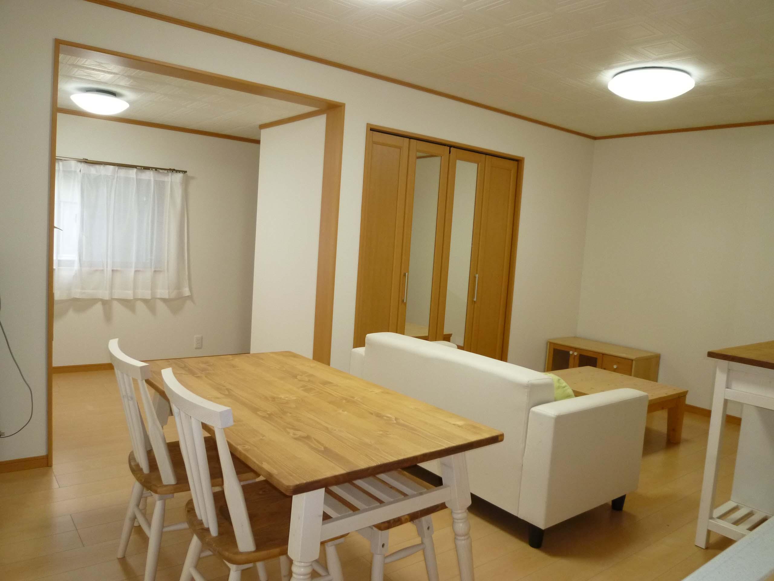 【西脇市リフォーム】中古住宅全面リフォーム施工後