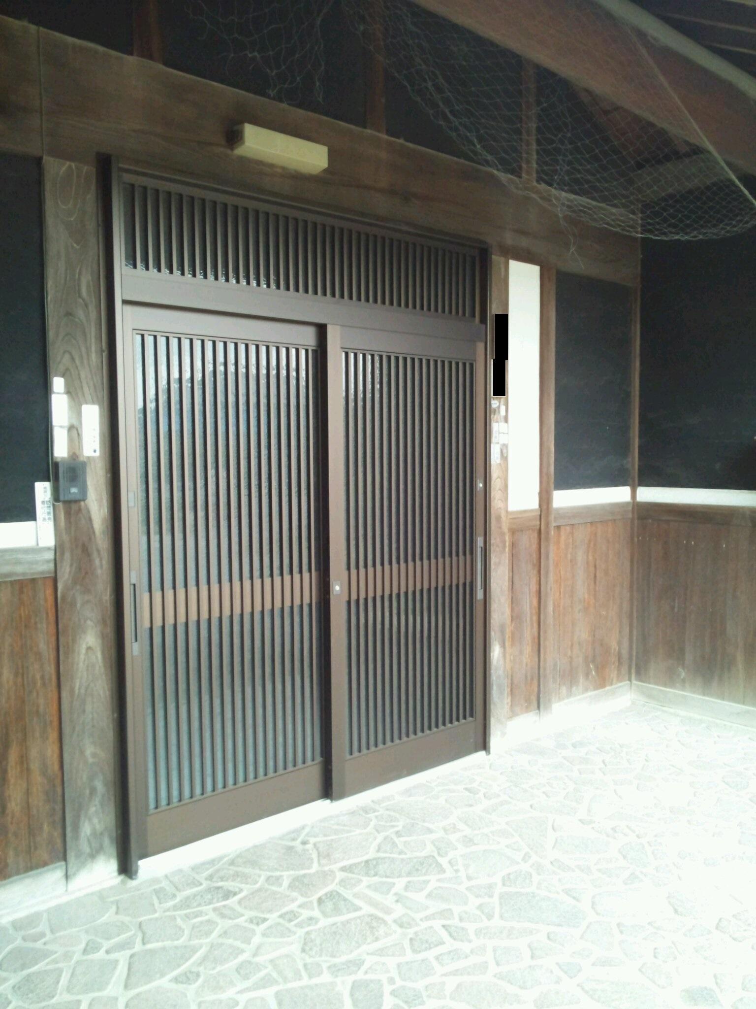 【多可町リフォーム】玄関リフォーム施工後