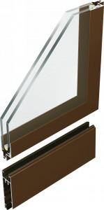 アタッチメント付ペアガラス