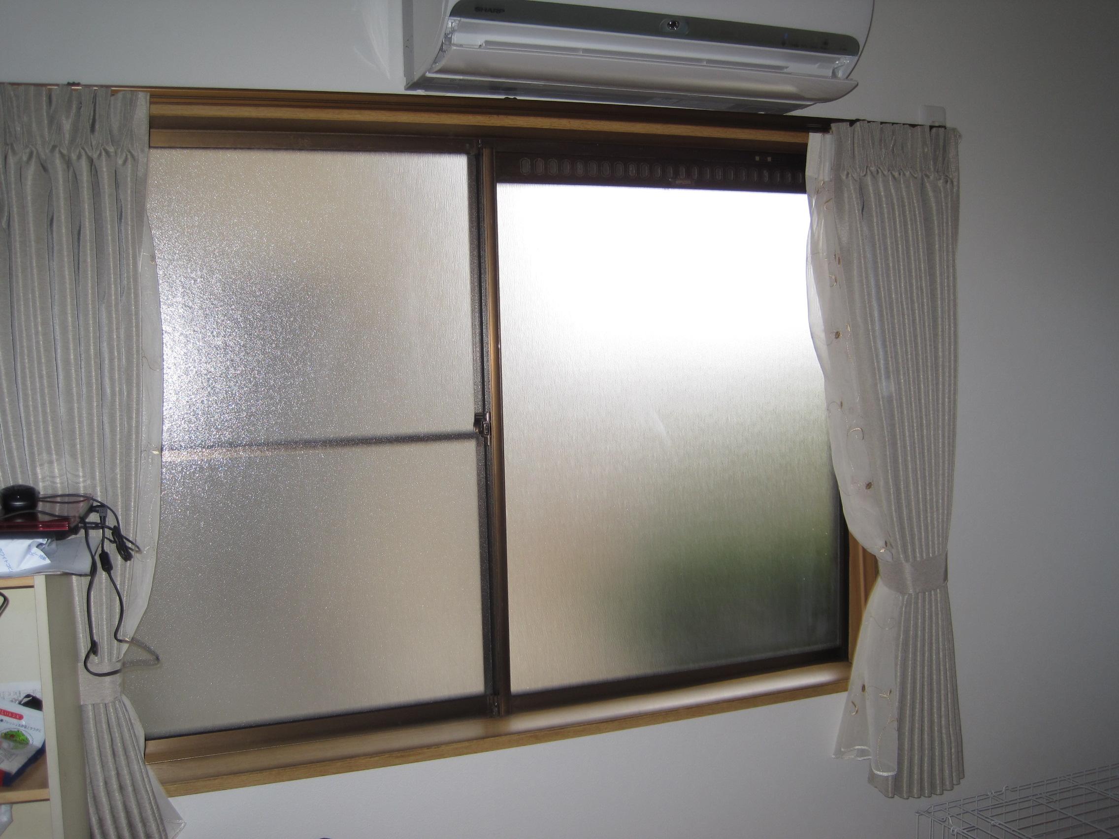 【三木市リフォーム】内窓取り付け施工前