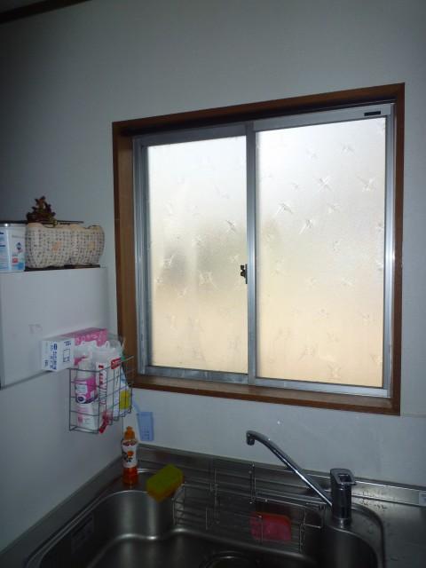 【加東市リフォーム】内窓取付施工前