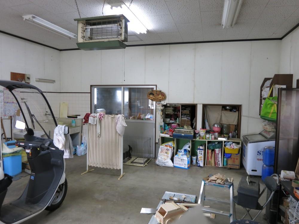 【西脇市リフォーム】居室追加工事施工前