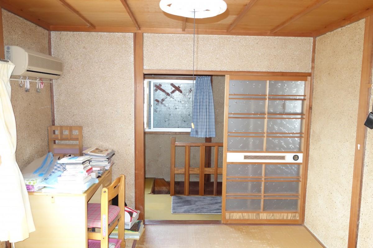 【加東市リフォーム】2階全面リフォーム施工前