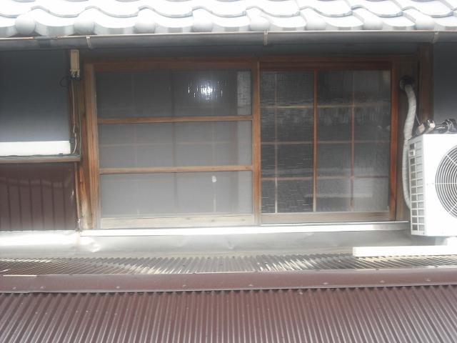 【西脇市リフォーム】窓サッシ取替施工前