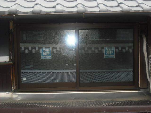【西脇市リフォーム】窓サッシ取替施工後