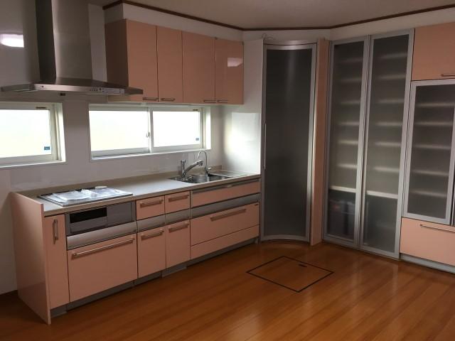 【加東市リフォーム】キッチン取替工事施工後