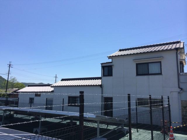 【西脇市リフォーム】外壁塗装施工前