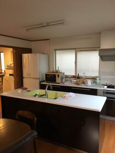 【三田市リフォーム】キッチン・トイレ リフォーム工事施工後