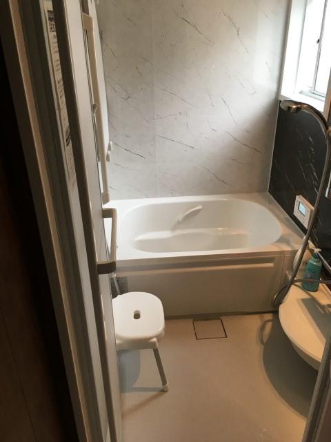 【加東市リフォーム】浴室リフォーム工事施工後