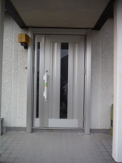 【多可町リフォーム】玄関リフォーム工事施工後